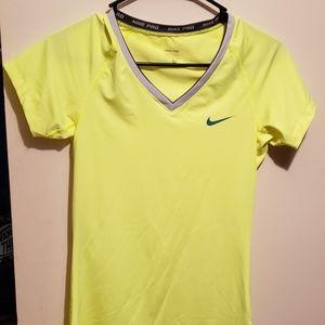 Nike pro dry fit shirt